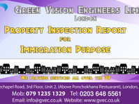 Green Vision Engineers Limited (1) - Property inspection