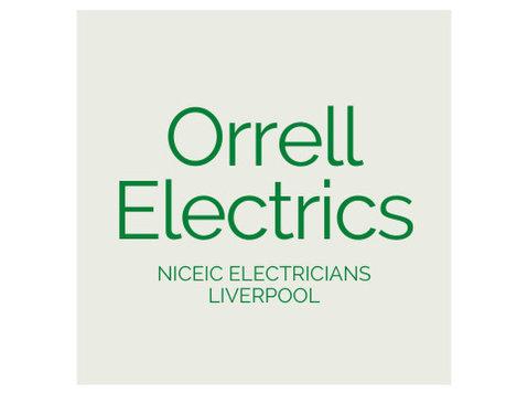 Orrell Electrics - Electricians