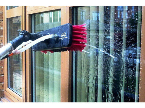 DRH Window Cleaning Swansea - Windows, Doors & Conservatories