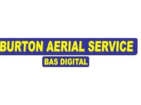 Burton Aerial Service - Satellite TV, Cable & Internet