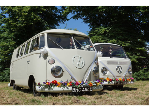 The White Van Wedding Company - Car Rentals