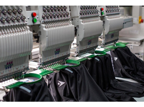 David Charles Embroidery - Print Services