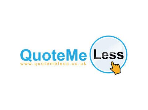 Quote Me Less - Осигурителни компании