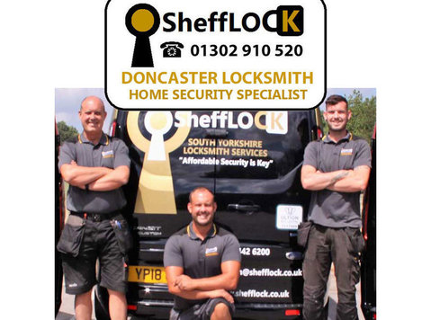 Doncaster Locksmith - Building & Renovation
