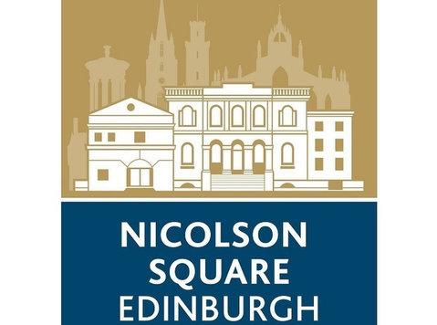 Nicolson Square Edinburgh - Conference & Event Organisers