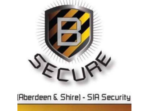 B-secure - Security services