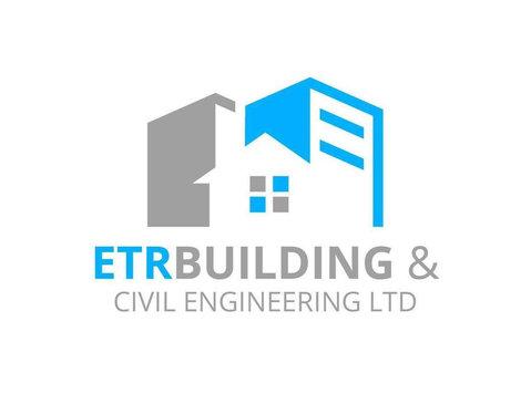 Etr Building and Civil Engineers Ltd - Builders, Artisans & Trades