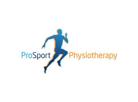 Pro Sport Physiotherapy Huddersfield - Hospitals & Clinics