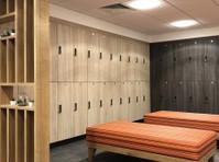 Crown Sports Lockers (UK) Limited (1) - Storage