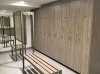 Crown Sports Lockers (UK) Limited (2) - Storage
