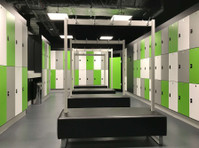 Crown Sports Lockers (UK) Limited (3) - Storage