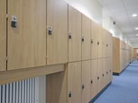 Crown Sports Lockers (UK) Limited (4) - Storage