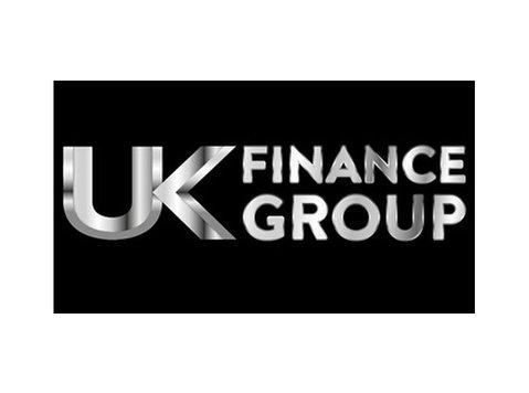 Uk Finance Group - Οικονομικοί σύμβουλοι