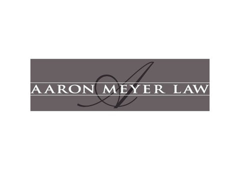 Aaron Meyer Law - Lawyers and Law Firms