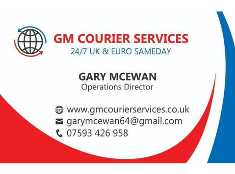 Gm Courier Services - Removals & Transport