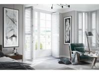 SHUTTERS DESIGN - Plantation Window Blinds - Windows, Doors & Conservatories