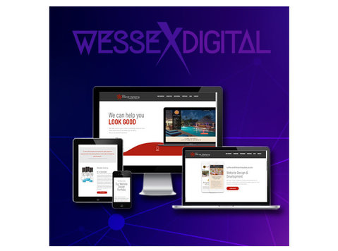 Wessex Digital - Webdesign