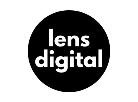 Lens Digital - Webdesign