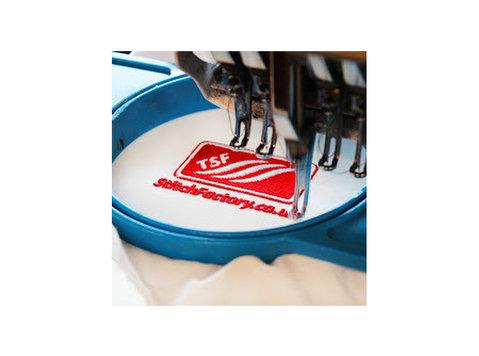 The Stitch Factory Ltd - Clothes