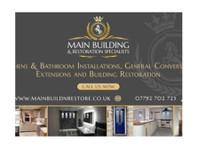 Main Building & Restoration Specialists (1) - Construction Services