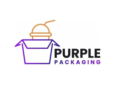 Purple Packaging - Shopping