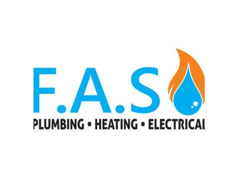 F.a.s Plumbing & Heating Ltd - Plumbers & Heating