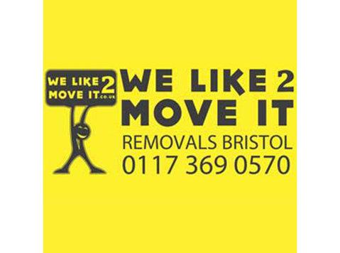 We Like 2 Move It Removals Bristol - Removals & Transport