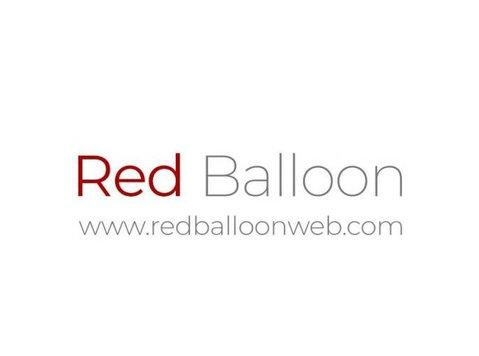 Red Balloon Web - Webdesign