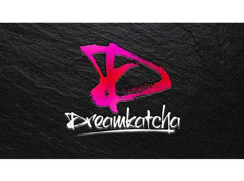 Dreamkatcha - Webdesign