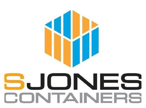 S Jones Containers - Storage