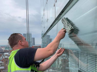 HCS Cleaning Services Limited, Commercial Window Cleaning (3) - Cleaners & Cleaning services