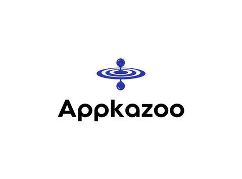 Appkazoo - Webdesign