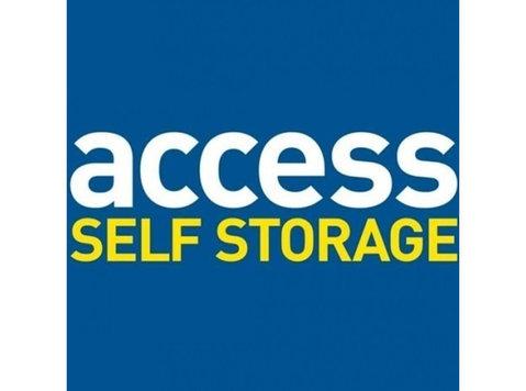 Access Self Storage Streatham - Storage
