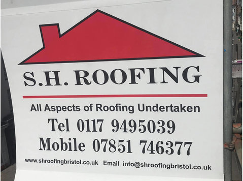 S.h. Roofing - Roofers & Roofing Contractors