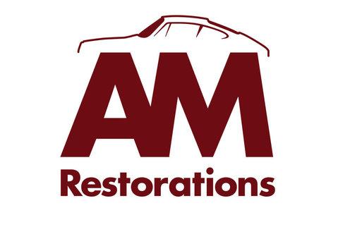 AM Restorations (UK) Limited - Car Repairs & Motor Service