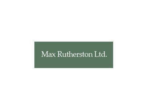 Max Rutherston Ltd - Secondhand & Antique Shops