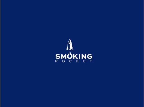Smoking Rocket - Уеб дизайн