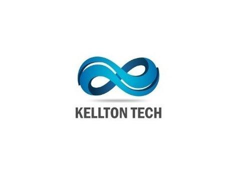 Kellton Tech - Webdesign