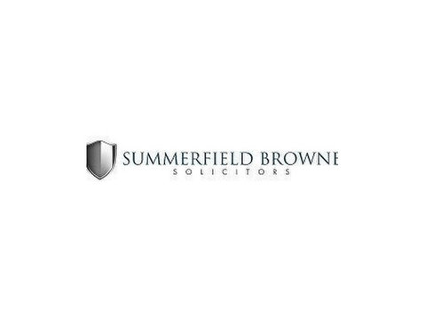 Summerfield Browne Solicitors - Commercial Lawyers