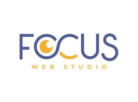 Focus Web Studio - Webdesign
