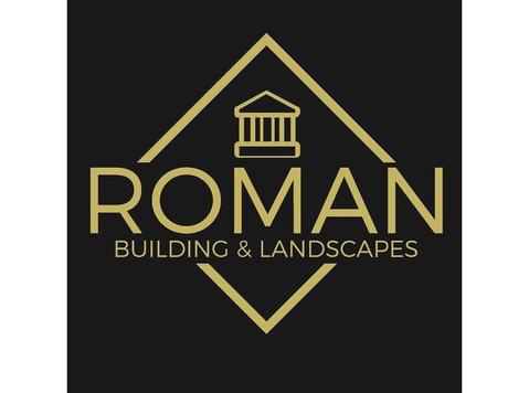 Roman Building & Landscapes - Gardeners & Landscaping