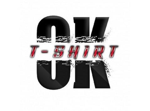 oktshirt.co.uk - Clothes