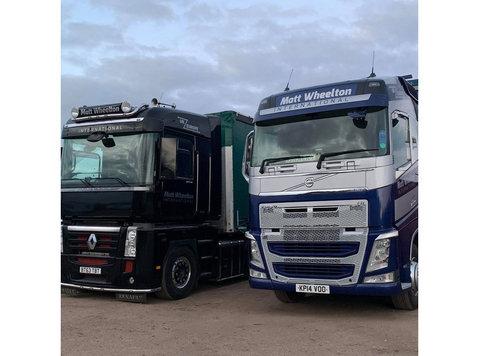 Matt Wheelton International Ltd - Verhuizingen & Transport