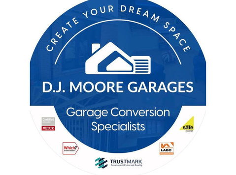 DJ Moore Garages - Building & Renovation