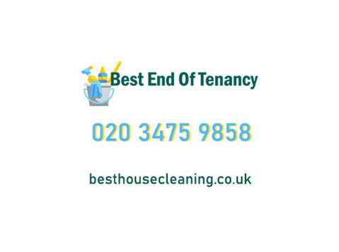 Best End Of Tenancy Cleaning - Cleaners & Cleaning services
