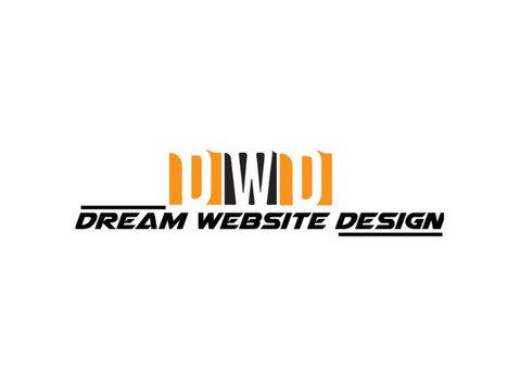 Dream Web Design - Уеб дизайн