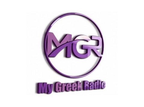 MGR My Greek Radio - TV, Radio & Print Media