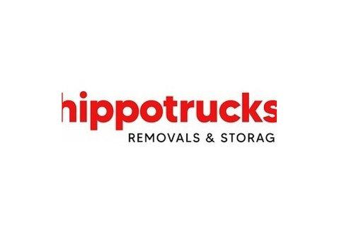 Hippo Trucks - Removals & Storage - Removals & Transport
