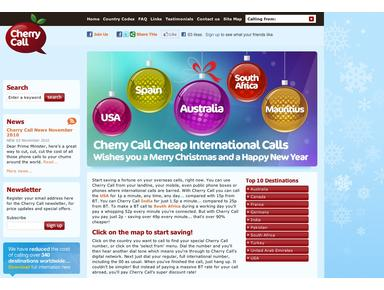 Cherry Call - Fixed line providers
