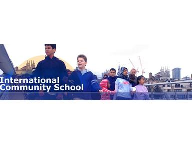 International Community School, London - International schools